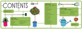 Go green environment illustration