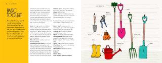 Illustration of Garden accessories