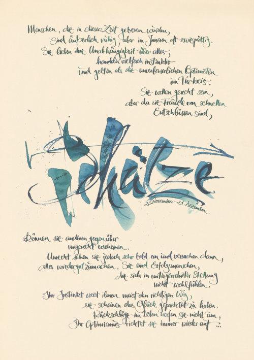 Letras soltas ichate