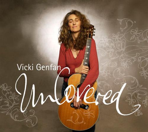 Rotulação de Vicki Genfan descoberta