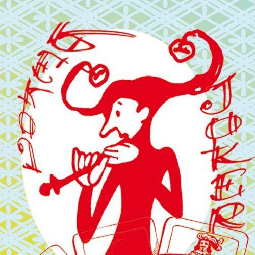 Children illustration Joker