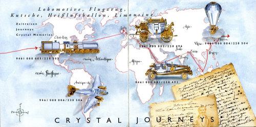 Maps Crystal Journeys