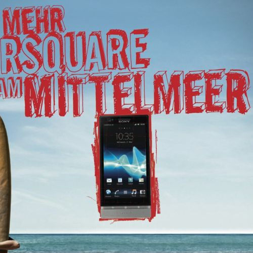 Mehr Foursquare Am Mittelmeer