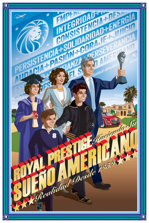 poster of Royal Prestige - Making the American Dream a Reality since 1959