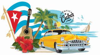 Cuba Airplane Tail Fin Design