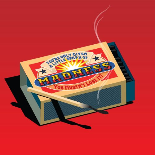 Madness Matchbox Design