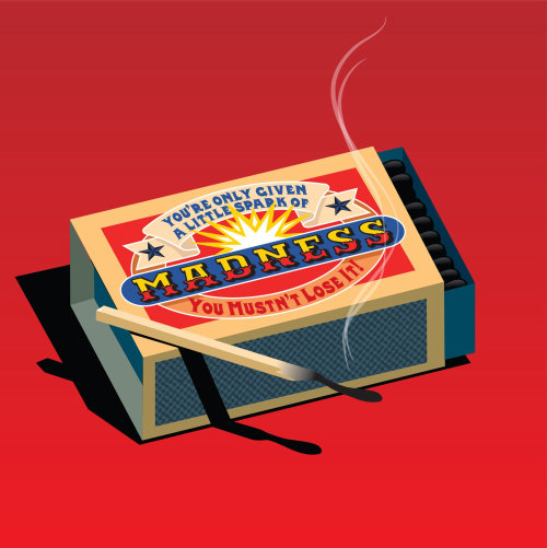 Digital Madness Matchbox
