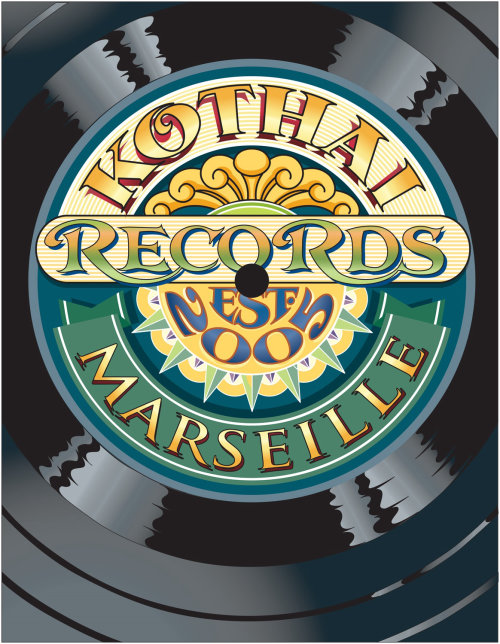 Graphique Kothai Records Marselle