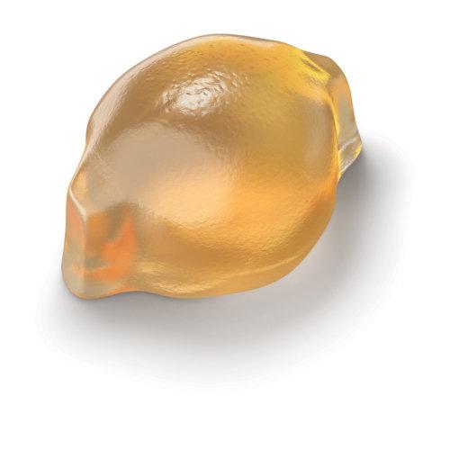 Illustration of Lemon Gummies candy