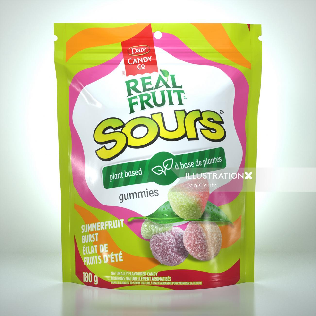 Real Sours Package