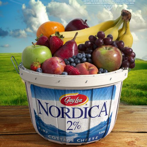 Nordica Fruit Bushel Basket