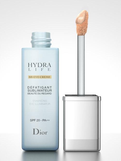 Digital illustration of Dior Hydra Life Eye Cream