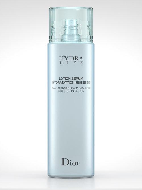 Dior Hydra Life Serum illustration