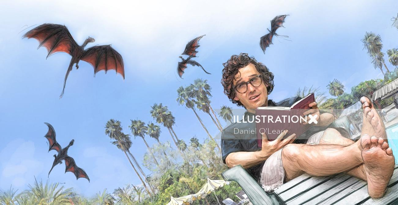 Sam Watson, Entertainment, Hollywood photorealistic
