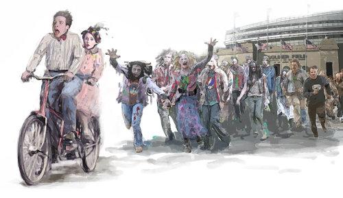 The Walking Dead. Deadheads Fantasy