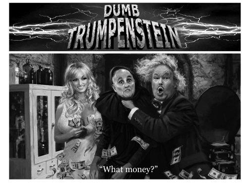 Trumpstein tonto