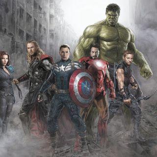 The Avengers fantasy poster