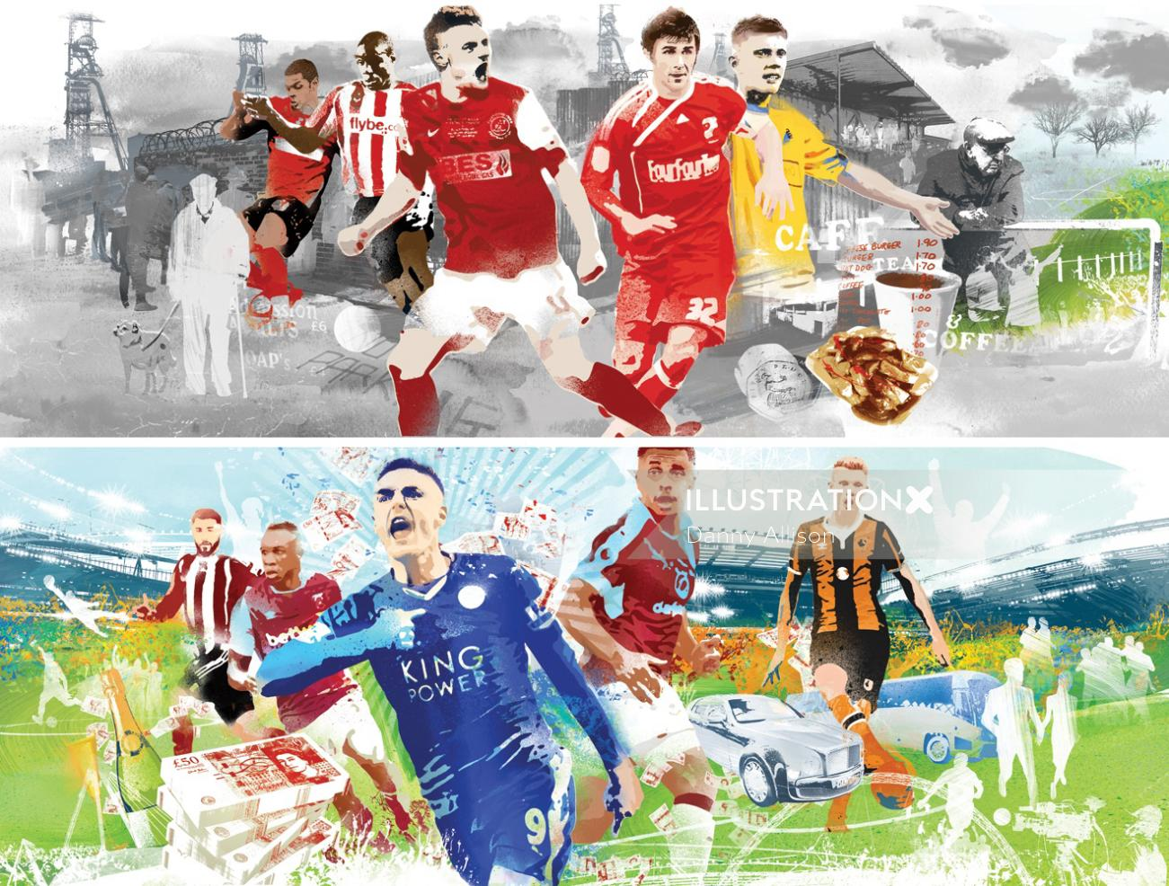 vardy, soccer, football, stadium, building, sports, sport, goal, team, teams,