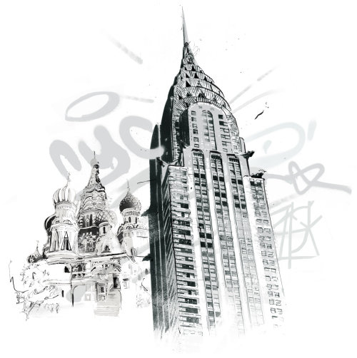 new york, map, buildings, architecture, line work, sky scraper, maps, architect,