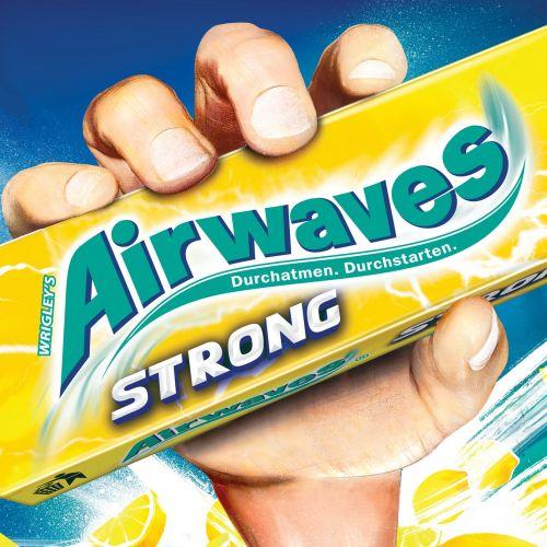 packaging food lemons fruit gum advertsing billboard sugarfree chewing gum consumer Danny Allison