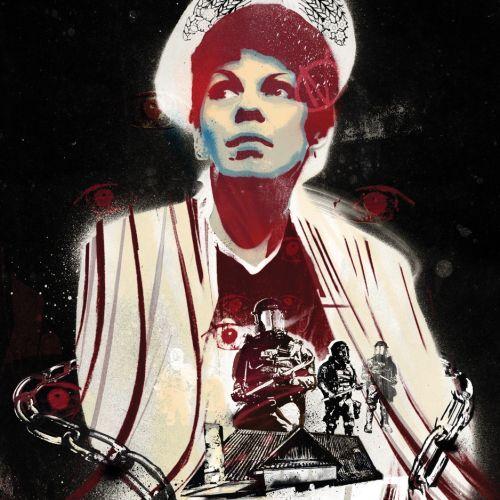 natalia kaliada belarus free theatre activist fascism dictatorship illustration