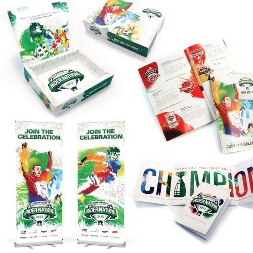 branding packaging nfl american football sport celebrate fans touchdown field goal