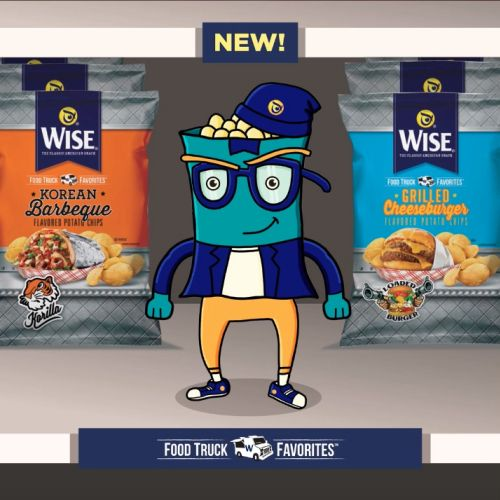 Wise Chips animation