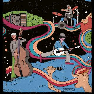 Poster for Music Festival