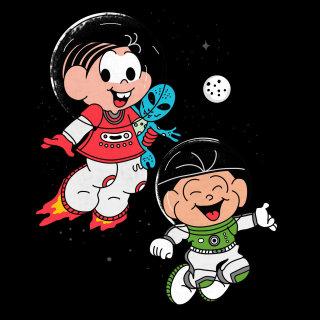 comics,cartoon,woman,hero,power,space,astronaut,star,moon,planet