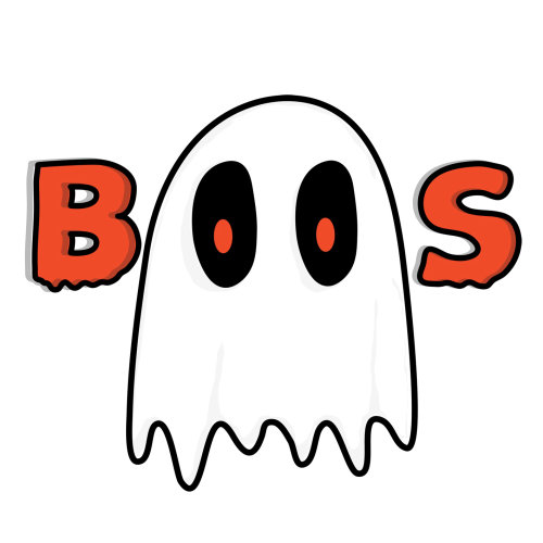 Clip art of boos