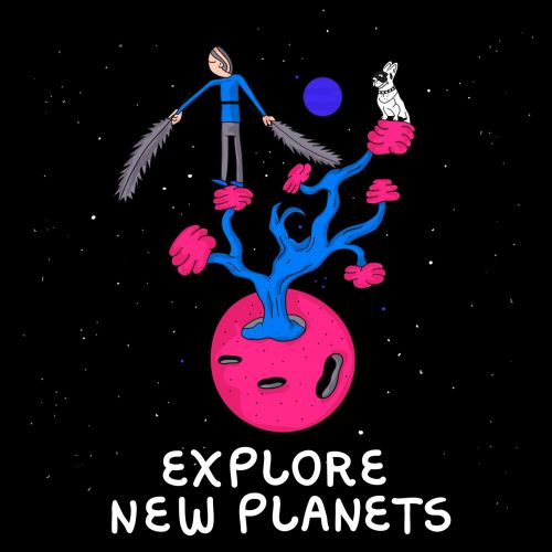 Digital explore new planets