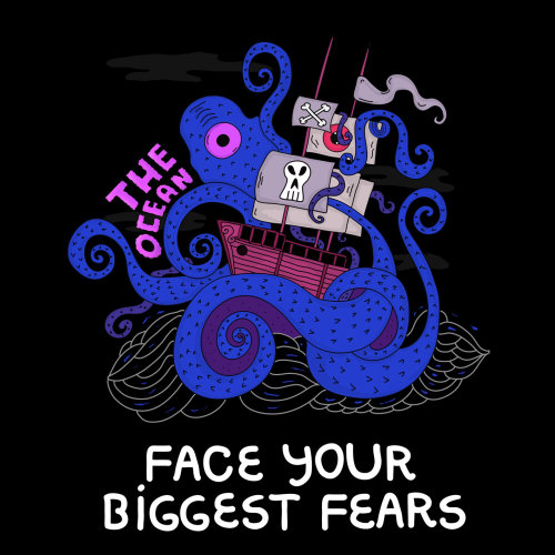 Typography face your biggest fears