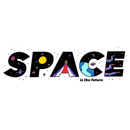 Lettering Space is the future