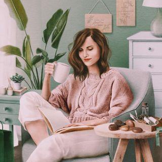 View Debora Islas's illustration portfolio