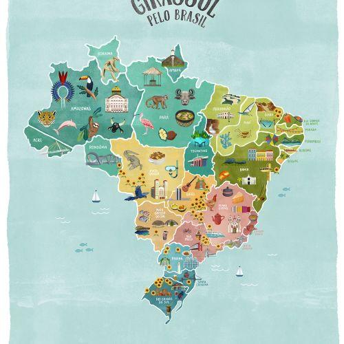 Debora Islas Maps