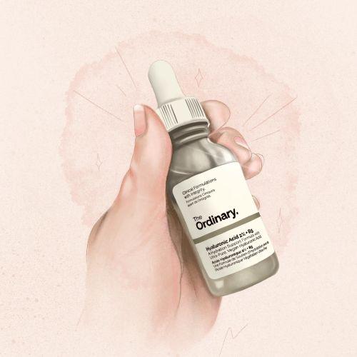 The Ordinary Serum beauty product