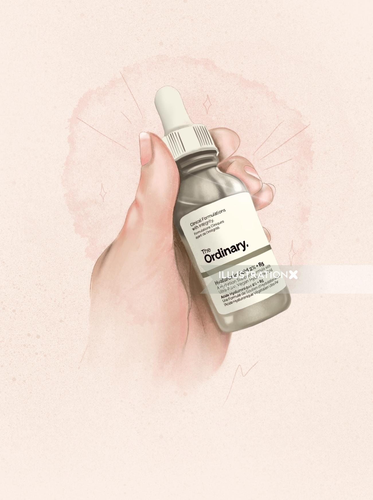 The Ordinary Serum beauty product