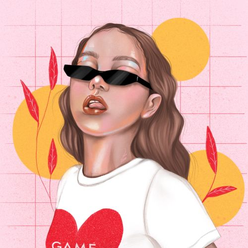 Debs Lim Portraits Illustrator from Australia