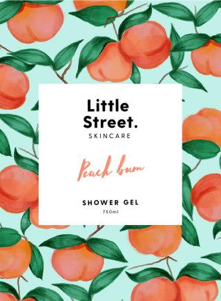 Little street shower gel