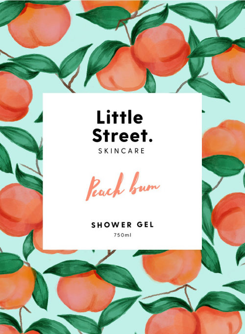 Little street shower gel