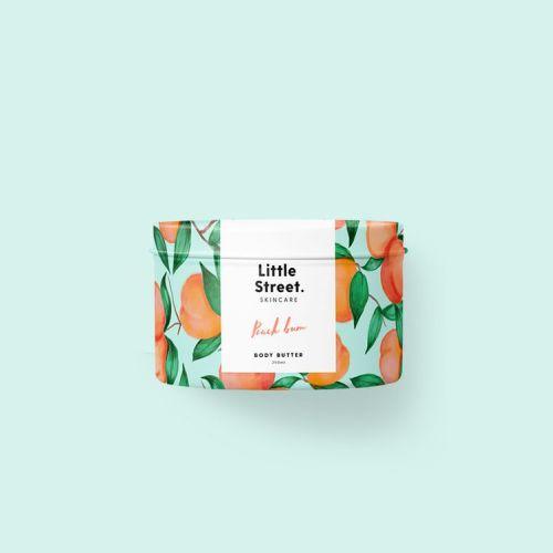 Little street shower gel cup
