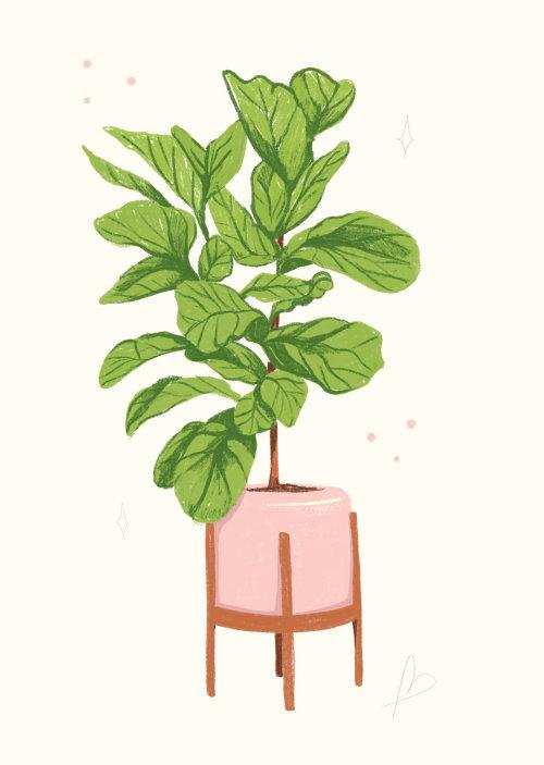 Digital plant series
