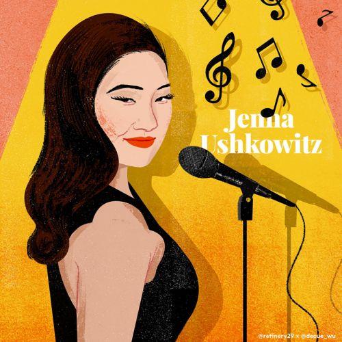 Jenna Ushkowitz Portrait