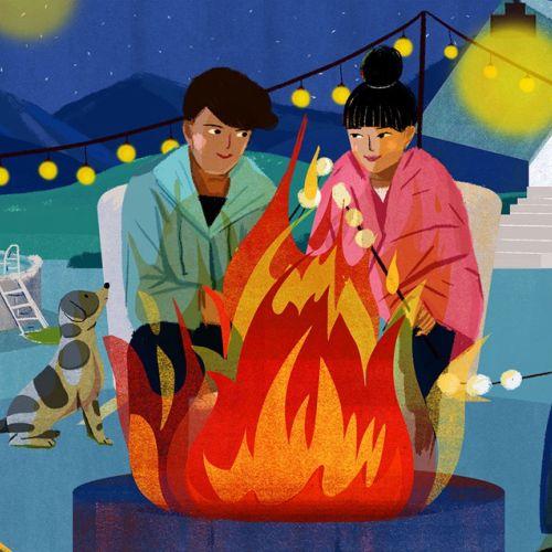 Decue Wu People Illustrator from USA