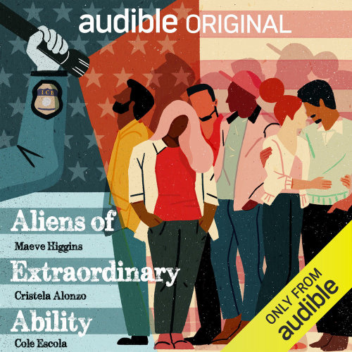 cover illustration for Aliens of Extraordinary Ability