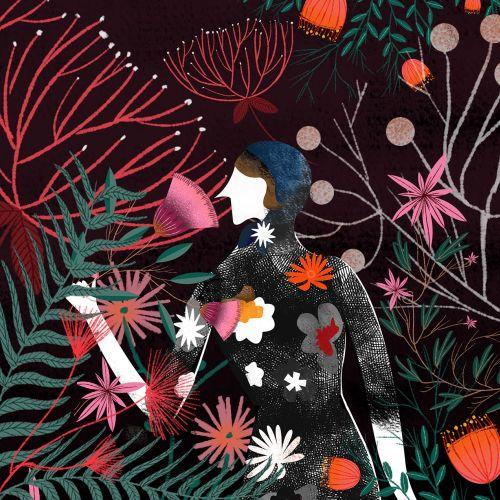 Dolce&Gabbana - Fashion illustration by Decue Wu