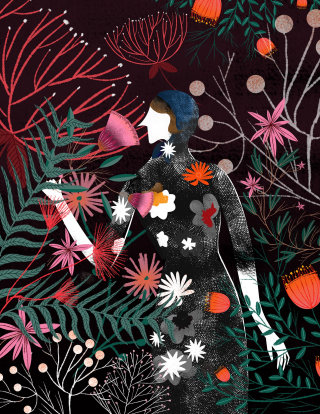 Dolce&Gabbana - Fashion illustration by Decue Wu
