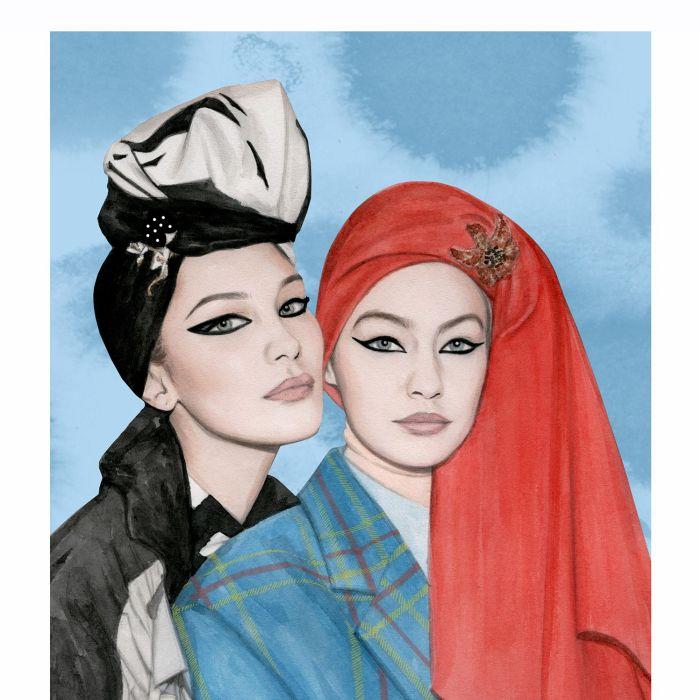 View Dena Cooper's illustration portfolio