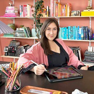 Dena Cooper - Ilustrador de moda, beleza e estilo de vida - Nova York