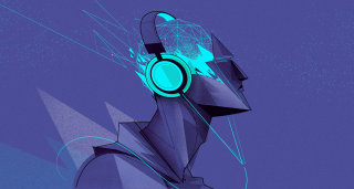 experience the 8d music illustration
